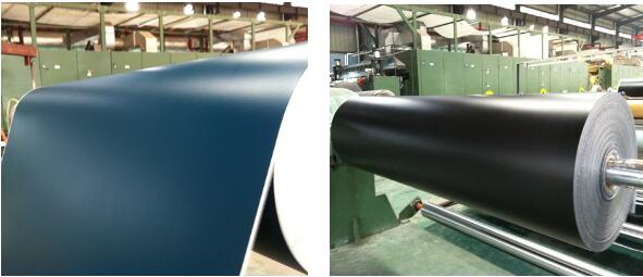 PVC Flat Conveyor Belt1