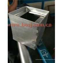 Equipos terminales de aire acondicionado Grill cuadrado parrilla de volumen de aire para máquina formadora de rollo de conducto Vietnam