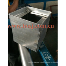 Air Conditioning Terminal Equipment Square Grill Air Volume Damper for Duct Roll Forming Machine Vietnam