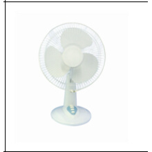12 polegadas DC ventilador de mesa com design exclusivo