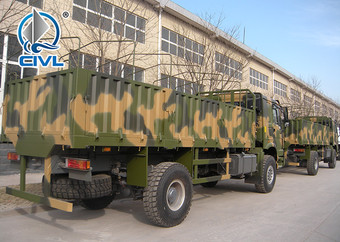 4x4 Off Load Cargo Truck 5