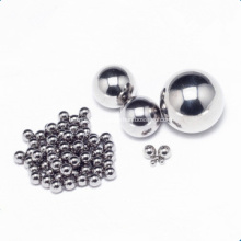 Bike Blue Brushed Stainless Steel Ball