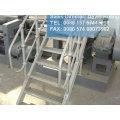Стальная лестница из оцинкованной стали, стальная решетка из оцинкованной стали, протектора из стальной сетки