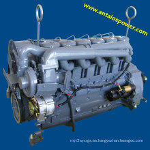 Motor diesel Deutz de 6 cilindros F6l912t