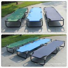 Lightweight Double Military Folding Camping Bed