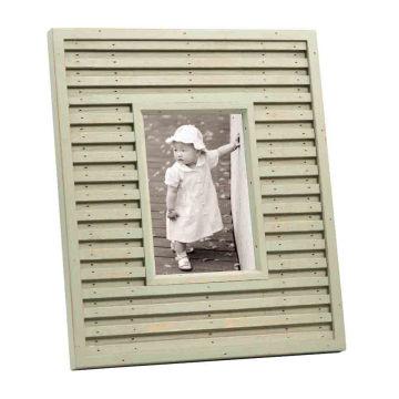 Campo de madeira de madeira foto Frmae para Home Deco