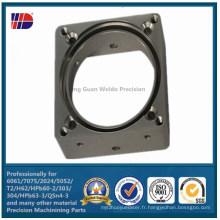 Service de tour CNC d'usinage de précision en métal