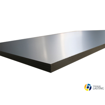Титановая пластина Gr.5 ASME SB265