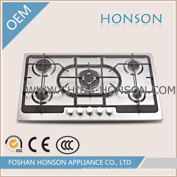 New Model Gas Stove Indoor Gas Cooktop Gas Hob