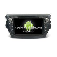 ¡Cuatro nucleos! DVD de coche de Android 6.0 para Great Wall C30 con pantalla capacitiva de 8 pulgadas / GPS / Enlace de espejo / DVR / TPMS / OBD2 / WIFI / 4G
