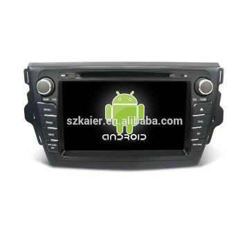 Quad core! Android 6.0 voiture dvd pour Great Wall C30 avec écran capacitif de 8 pouces / GPS / Mirror Link / DVR / TPMS / OBD2 / WIFI / 4G
