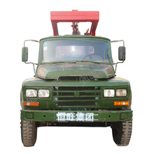 Big diameter reverse circulation mobile truck type geological Exploration Engineering water well drilling rig machine