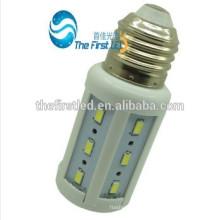 5w 5730 smd llevado luz de maíz AC220V o AC90-260V cálido blanco blanco fresco lámpara led