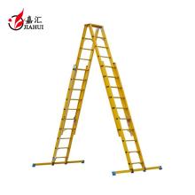 Fiberglass extension insulated ladder FRP step ladder