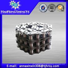 Oilfield triplex Cadena de rodillos 80GA-3 / 16A-3