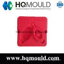 Plastic Rectangle Cap Injection Mould