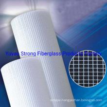 Alkali-Resistant Fiberglass Mesh 5X5, 75G/M2