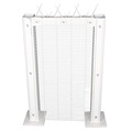 Anti-climb 358 Security Fence Prison Mesh en venta