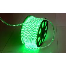 5050 72LED / M 220V 14,4W LED Faixa Flexível de Alta Tensão