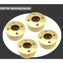 customized precision machined metal parts