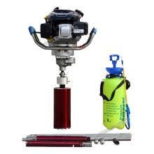 Backpack portable diamond core drilling rig for sale