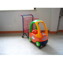 Kid Shopping Tolley Child Supermarket Cart