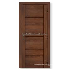Popular hollow core MDF board bedroom door designs