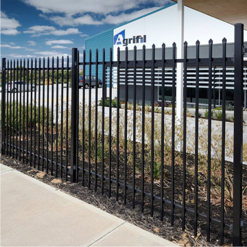 2500 wrought iron fence