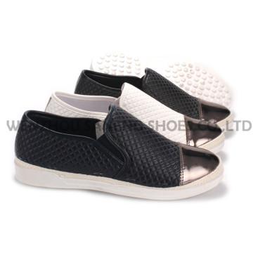 Chaussures pour femmes Loisirs PU Chaussures avec Semelle extérieure en corde Snc-55010