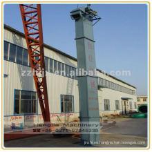 2013 el mejor Material elevación equipo vertical elevador de cangilones