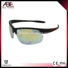 High Quality Cheap Custom Half-rim Sport Sunglasses