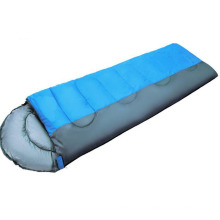 Summer Models S-Type Camping  Can Be Spliced Cotton Sleeping Bag