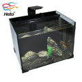 Hochleistungs-Aquarium-Schwammfilter-Aquariumglas