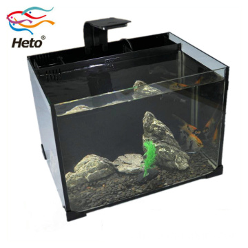 Commerce de gros classique CC-27L Led Aquarium Aquarium Marine Fish Tank