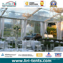 Luxury Transparent Marquee for Outdoor Events, Clear Tent for Weddings