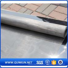Malla de alambre de acero inoxidable pesado de alta resistencia de la venta directa de la fábrica