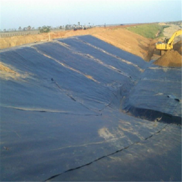 Tempeture Ressistance HDPE Geomembrane cho Fish Pond liner