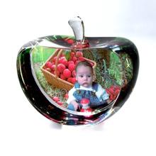 Preço baixo de alta qualidade 80 Cristais revestidos de maçã Sublimação Crystal Heat Press Crystal