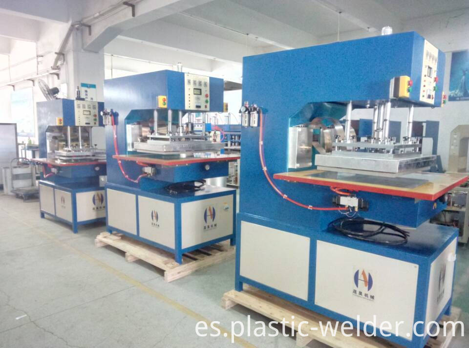 Cleat, sidewall Welding Machine