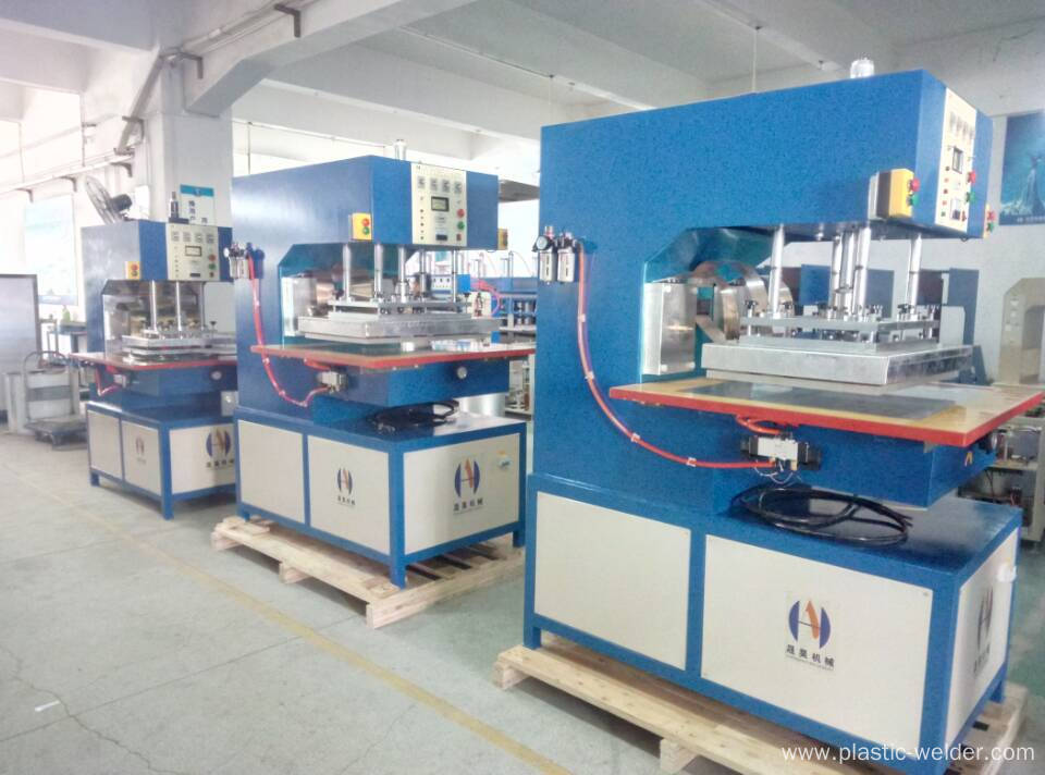 High Frequency Treadmill Welding Machine