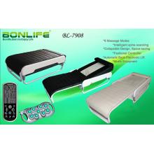 Lit de massage portatif avec dossier réglable