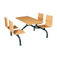 Acheter des tables de restauration rapide Fastfood Furniture (FOH-CBC08)