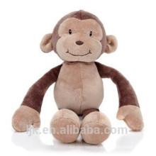 Maßgeschneiderte Design Affe weichen Spielzeug