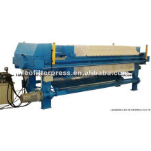 Automatic Hydraulic Closing Chamber Filter Press Designed for Different Clients of Leo Filter Press