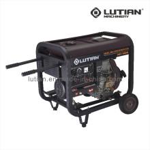 5kw começo elétrico Diesel gerador/soldador