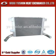 Chinesischer Hersteller von Bar-Fin-Wärmetauscher