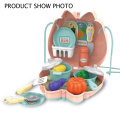 Cute funny kitchen play set with water and music light functions Cute funny kitchen play set with water and music light functions