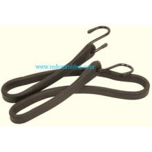 OEM Custom Flexible Adjustable Silicone Rubber Tie-Down Strap