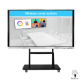 86 Zoll All-In-One Multi-Touch-Board mit mobilem Ständer