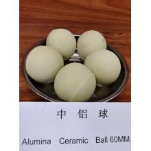 Bolas de moagem de alumina cerâmica de 60mm